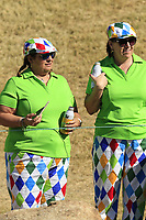 Colourful fans during Saturday's Round 3 of the Waste Management Phoenix Open 2018 held on the TPC Scottsdale Stadium Course, Scottsdale, Arizona, USA. 3rd February 2018.<br /> Picture: Eoin Clarke | Golffile<br /> <br /> <br /> All photos usage must carry mandatory copyright credit (&copy; Golffile | Eoin Clarke)