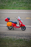 My Vespa Adventures Saskatoon Trip. Photo Credit: Sergei Belski
