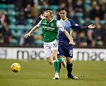 03.04.2018 Hibs v Hamilton <br /> Dylan McGeouch and Danny Redmond