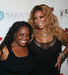 Sherri Shepherd and Wendy Williams at Wendy Williams 50th Birthday Party Held at the Out Hotel, NY