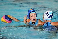 Pan Pacific Water Polo Champs, St Cuthbert's, Auckland, New Zealand, Wednesday 11 July 2018. Photo: Simon Watts/www.bwmedia.co.nz