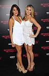 Alexa Vega and her sister Krizia Vega at the Los Angeles premiere of Resident Evil Retribution held at Regal Cinemas LA. LIVE, Los Angeles CA. September 12, 2012