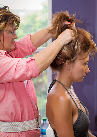 hair and makeup: Cindy Rhodes