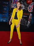 """Jeanne Cadieu 061 arrives for the premiere of Sony Pictures' """"Spider-Man Far From Home"""" held at TCL Chinese Theatre on June 26, 2019 in Hollywood, California"""