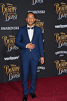 John Legend at the premiere for Disney's &quot;Beauty and the Beast&quot; at El Capitan Theatre, Hollywood. Los Angeles, USA 02 March  2017<br /> Picture: Paul Smith/Featureflash/SilverHub 0208 004 5359 sales@silverhubmedia.com