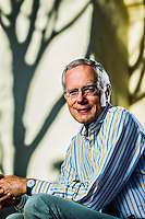 Scott Cook pictures: executive portrait photography of Scott Cook, founder of Intuit, by San Francisco corporate photographer Eric Millette