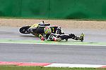 GP TIM de San Marino during the moto world championship 2014.<br /> Circuito Marco Simoncelli, 12-09-2014<br /> Moto2<br /> rossi<br /> RM / PHOTOCALL3000