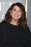 """LOS ANGELES - NOV 11:  Annabella Sciorra at the """"Truth Be Told"""" Premiere Screening at Samuel Goldwyn Theater on November 11, 2019 in Beverly Hills, CA"""