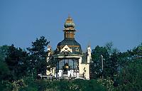 Tschechien, Prag, Hanavska Pavillon, Unesco-Weltkulturerbe