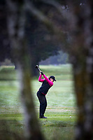 Amelia Gravey during Jennian Homes Charles Tour, John Jones Steel Harewood Open, Harewood Golf Course, Christchurch, New Zealand, Thursday 5 October 2017.  Photo: Martin Hunter/www.bwmedia.co.nz