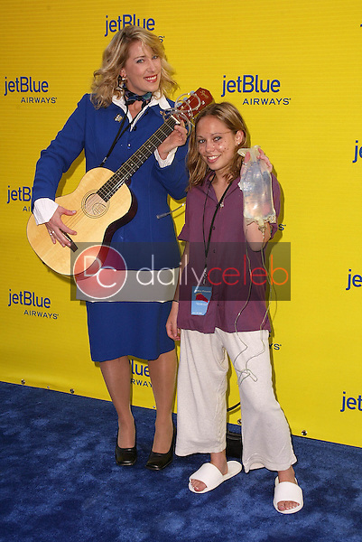"""Atmosphere<br /> at the launch of Jet Blue out of Burbank and 25th anniversary screening of """"Airplane"""" at Warner Bros. Studios, Burbank, CA 06-13-05<br /> David Edwards/DailyCeleb.Com 818-249-4998"""