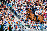 GBR-Ben Maher rides Explosion W during the Rolex Grand Prix of Aachen - Round 2. 2019 GER-CHIO Aachen Weltfest des Pferdesports. Sunday 21 July. Copyright Photo: Libby Law Photography