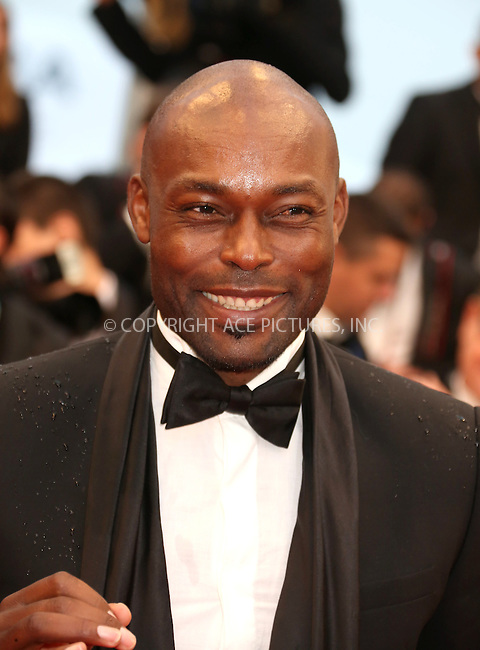 WWW.ACEPIXS.COM . . . . .  ..... . . . . US SALES ONLY . . . . .....May 20 2012, Cannes....Jimmy Jean-Louis at the premiere of 'Amour' during the Cannes Film Festival on May 20 2012 in France ....Please byline: FAMOUS-ACE PICTURES... . . . .  ....Ace Pictures, Inc:  ..Tel: (212) 243-8787..e-mail: info@acepixs.com..web: http://www.acepixs.com