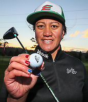 Phillis Meti during the Anita Boon Pro-Am, North Shore Golf Course, Auckland, New Zealand Friday 22  September 2017.  Photo: Simon Watts/www.bwmedia.co.nz
