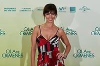 Maribel Verdu attends to 'Ola de crimenes' photocall at Urso Hotel in Madrid, Spain. October 03, 2018. (ALTERPHOTOS/A. Perez Meca) /NortePhoto.com NORTEPHOTOMEXICO