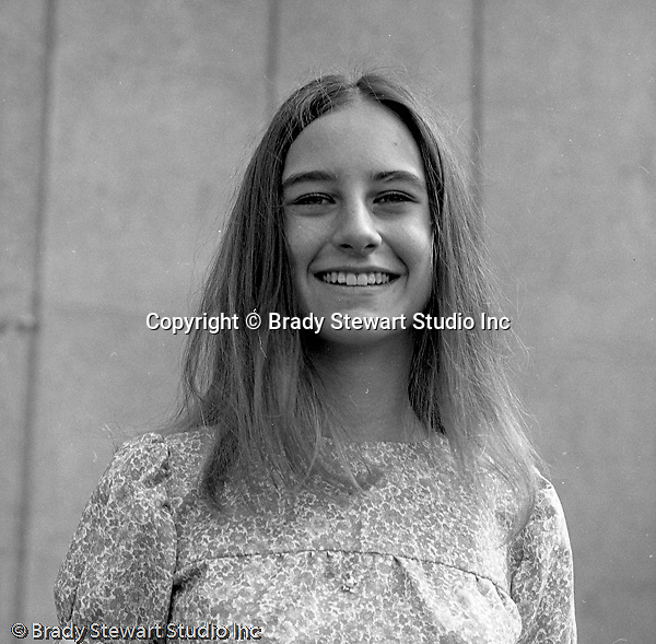 Bethel Park PA:  Brady Stewart Jr. helped out the sophomore class by coming up to the high school to photograph nominees for Bethel Park Sophomore Queen. Set up of Faith Weinand