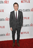 www.acepixs.com<br /> <br /> February 1 2017, LA<br /> <br /> Skyler Gisondo arriving at the premiere Of Netflix's 'Santa Clarita Diet' at the ArcLight Cinemas Cinerama Dome on February 1, 2017 in Hollywood, California<br /> <br /> By Line: Peter West/ACE Pictures<br /> <br /> <br /> ACE Pictures Inc<br /> Tel: 6467670430<br /> Email: info@acepixs.com<br /> www.acepixs.com