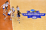 KANSAS CITY, MO - DECEMBER 16: University of Florida celebrate during the Division I Women's Volleyball Championship held at Sprint Center on December 16, 2017 in Kansas City, Missouri. (Photo by Jamie Schwaberow/NCAA Photos via Getty Images)