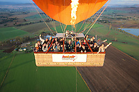 20150701 July 01 Hot Air Balloon Gold Coast