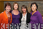 Pictured at the  Mundy concert in The Granary on Saturday night were Moira O'Donogue, Helena O'Donoghue, Breda Kelly and Noelle Murphy, Glenflesk.   Copyright Kerry's Eye 2008