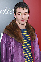 NEW YORK, NY - JUNE 5: Ezra Miller at Ocean&rsquo;s 8 World Premiere at Alice Tully Hall on June 5, 2018 in New York City. <br /> CAP/MPI99<br /> &copy;MPI99/Capital Pictures