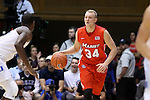 11 November 2016: Marist's David Knudsen (DAN) (34). The Duke University Blue Devils hosted the Marist College Red Foxes at Cameron Indoor Stadium in Durham, North Carolina in a 2016-17 NCAA Division I Men's Basketball game. Duke won the game 94-49.