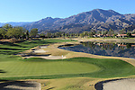 9th Green at Nicklaus Private, PGA West