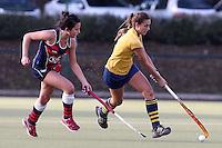 Hockey Cesped Femenino 2013 Nacional Cogs vs PWCC