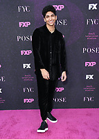 """09 August 2019 - West Hollywood, California - Angel Bismark Curiel. Red Carpet Event For FX's """"Pose"""" held at Pacific Design Center.   <br /> CAP/ADM/BT<br /> ©BT/ADM/Capital Pictures"""