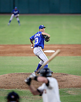 Michael Montgomery / AZL Royals pitching against the the Giants at Scottsdale Stadium - 07/28/2008...Photo by:  Bill Mitchell/Four Seam Images