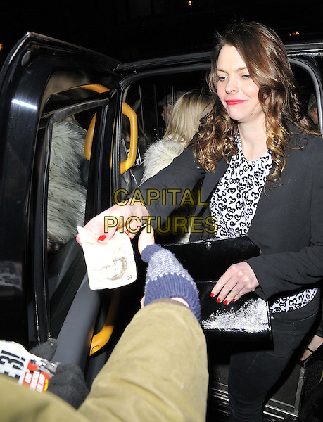 LONDON, ENGLAND - JANUARY 29: Kate Ford attends the &quot;Di and Viv and Rose&quot; press night, Vaudeville Theatre, The Strand, on Thursday January 29, 2015 in London, England, UK. <br /> CAP/CAN<br /> &copy;Can Nguyen/Capital Pictures