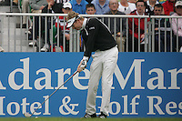 Steven O'Hara tees off from the first hole during the third round of the 2008 Irish Open at Adare Manor Golf Resort, Adare,Co.Limerick, Ireland 17th May 2008 (Photo by Eoin Clarke/GOLFFILE)