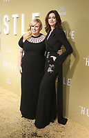 "08 May 2019 - Hollywood, California - Rebel Wilson, Anne Hathaway. Premiere Of MGM's ""The Hustle""  held at The ArcLight Hollywood. Photo Credit: Faye Sadou/AdMedia"