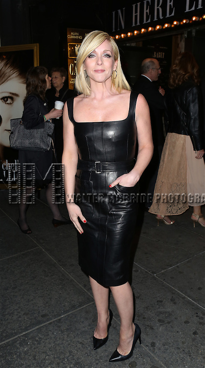Jane Krakowski attending the Broadway Opening Night Performance of 'Cabaret' at Studio 54 on April 24, 2014 in New York City.
