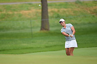 Kristin Gillman (USA) chips on to 1 during round 4 of the KPMG Women's PGA Championship, Hazeltine National, Chaska, Minnesota, USA. 6/23/2019.<br /> Picture: Golffile | Ken Murray<br /> <br /> <br /> All photo usage must carry mandatory copyright credit (© Golffile | Ken Murray)