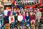 40th Birthday : Donal Canty , Listowel celebrating his surprise 40th birthday with family & friends at Flannagan's Bar, Listowel on Saturday night last.