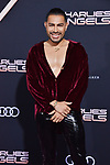 "JC Camarillo 106 attends the premiere of Columbia Pictures' ""Charlie's Angels"" at Westwood Regency Theater on November 11, 2019 in Los Angeles, California."