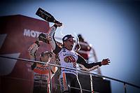 MARC MARQUEZ Campione del Mondo 2017  - SPANISH - REPSOL HONDA TEAM - HONDA<br /> Valencia 12-11-2017 Moto Gp Spagna<br /> Foto Vincent Guignet / Panoramic / Insidefoto