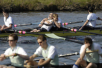 Henley, GREAT BRITAIN, during the 2007 Annual Women's Boat Race [Henley Boat Races] held on the Henley Reach. Henley on Thames, England  Sun. 01.04.2007, England [Photo Peter Spurrier/Intersport Images]..  [Mandatory Credit, Peter Spurier/ Intersport Images]. , Rowing Courses, Henley Reach, Henley, ENGLAND