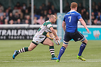 Shane O'Leary of Ealing Trailfinders during the British & Irish Cup Final match between Ealing Trailfinders and Leinster Rugby at Castle Bar, West Ealing, England  on 12 May 2018. Photo by David Horn / PRiME Media Images.