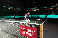 Rotterdam, The Netherlands, 9 Februari 2020, ABNAMRO World Tennis Tournament, Ahoy, Roberto Bautista Agut (ESP).<br /> Photo: www.tennisimages.com