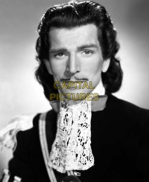 Michael Rennie<br /> in The Wicked Lady (1945) <br /> *Filmstill - Editorial Use Only*<br /> CAP/NFS<br /> Image supplied by Capital Pictures
