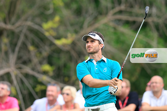 Alejandro CANIZARES (ESP) during round 4 of the DP World, Tour Championship, Dubai, UAE.<br /> Picture: Fran Caffrey www.golffile.ie