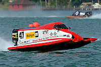Jim Robb, Sr., (#47)<br /> <br /> Trenton Roar On The River<br /> Trenton, Michigan USA<br /> 17-19 July, 2015<br /> <br /> &copy;2015, Sam Chambers