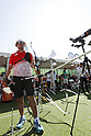Takaharu Furukawa (JPN), <br /> AUGUST 5, 2016 - Archery : <br /> Men's Individual Ranking Round <br /> at Sambodromo <br /> during the Rio 2016 Olympic Games in Rio de Janeiro, Brazil. <br /> (Photo by Yusuke Nakanishi/AFLO SPORT)
