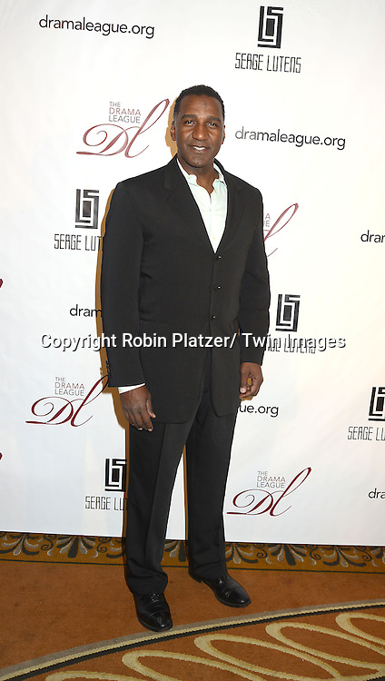 Norm Lewis attends the 29th Annual Drama League Gala Musical Celebration of Broadway honoring Audra McDonald on February 11, 2013 at the Pierre Hotel in New York City.