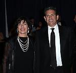 Christiane Amanpour with husband, Jamie Rubin.attending the 98th Annual White House Correspondents' Association Dinner at the Washington Hilton on April 28, 2012 in Washington, DC.