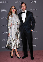 04 November  2017 - Los Angeles, California - Armie Hammer. 2017 LACMA Art+Film Gala held at LACMA in Los Angeles. <br /> CAP/ADM/BT<br /> &copy;BT/ADM/Capital Pictures