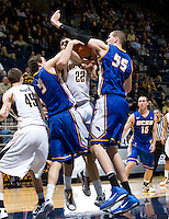 California Golden Bears vs UC Santa Barbara Gauchos December 19 2011