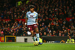 Tyrone Mings of Aston Villa during the Premier League match at Old Trafford, Manchester. Picture date: 1st December 2019. Picture credit should read: Phil Oldham/Sportimage